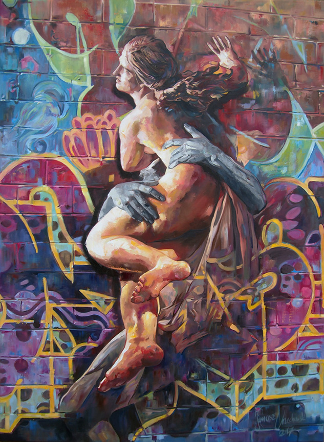 Street Art Drama