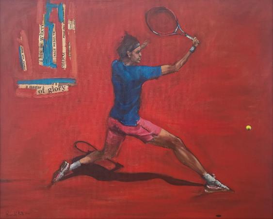 Romuald Mulk Musiolik - Tenis