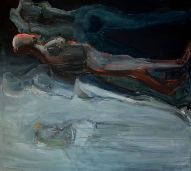 Stephanie Szklanny - Żywe z martwym