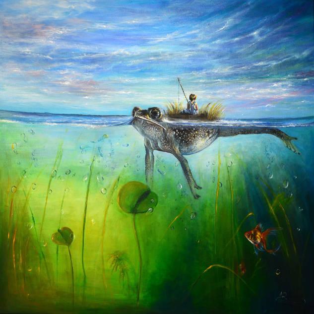 Agata Buczek - Wszystko płynie