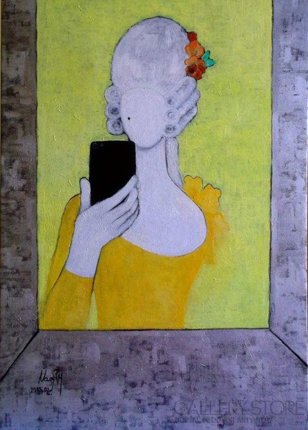 "Helga Nagy ""Selfie"""
