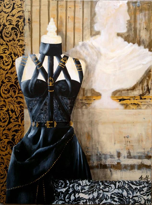 Suknia dla Donatelli - Aleksandra Michalik