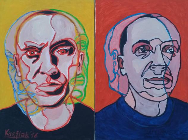 Autoportret - Robert Krężlak