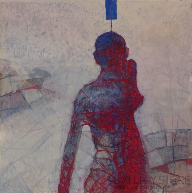 Izabela Wolska - Blue Thoughts