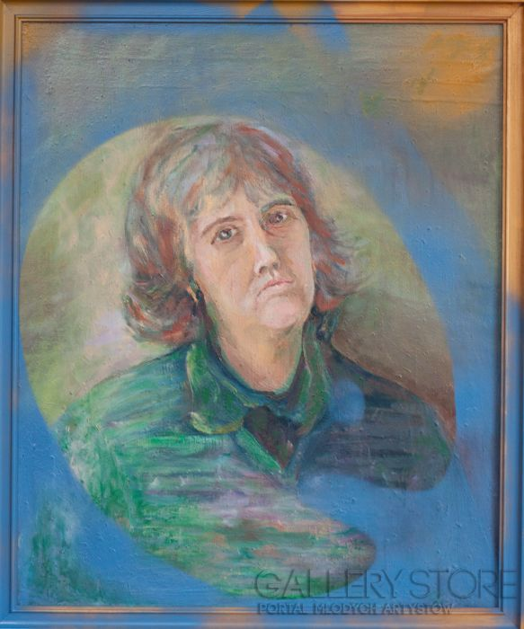 Renata Mleczko - Autoportret
